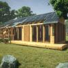 Casa MADE, la casa de la energía solar.