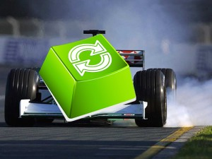 formula1 revoluciontrespuntocer 300x225 La Fórmula 1 acelera la innovación en las baterías